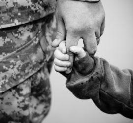 soldier-hand